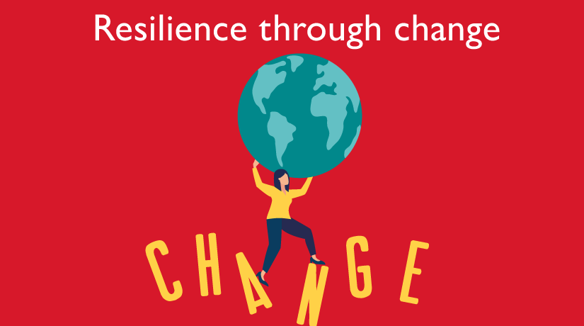Resilience Through Change | Open Day Webinar | Friday 29th January