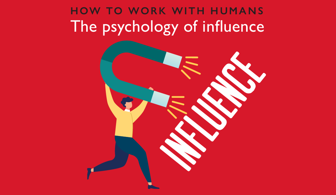 Psychology of Influence | Open Day Webinar | Friday 26th March 2021