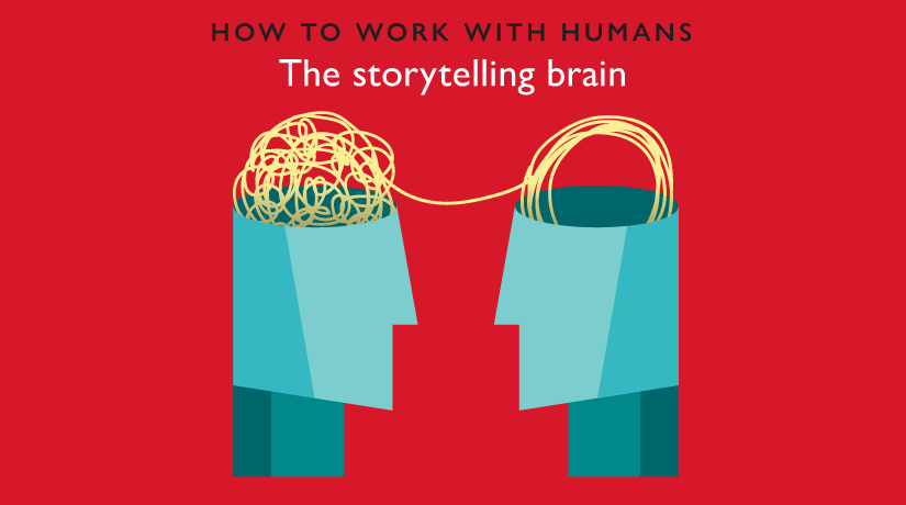 Storytelling Brain