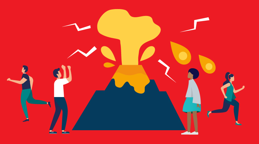 How to prevent corporate change from feeling like a hostile landscape